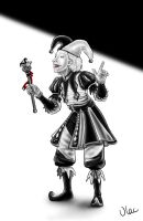 The Fool and Ratsy by VLAC