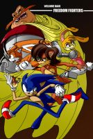 Sonic S.A.T.A.M. by MrG06