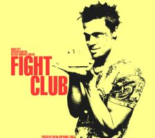Fight Club Poster by EndertheThird