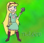 Star Butterfly by Rich4270