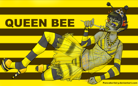 Homestuck: Queen Bee by Pancake-fairy