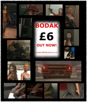 Spy Girl: Out Now! by Bodak1984
