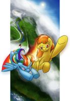 Take to the Skies Cover by Conicer
