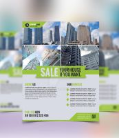 Property Flyer Template by naeem1200