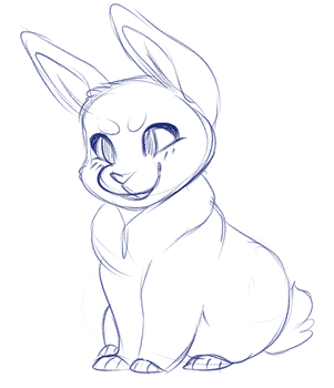 Bunnyy by kilIerqueen