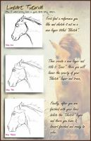 Simple Lineart Tutorial by pom-happy-my-dog