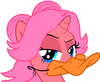 Cherry Bloom - Duckface by Creshosk