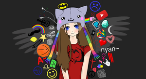 The Me Others Don't See Finished by the-real-Nyan