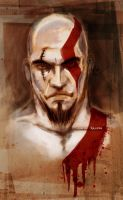 Kratos. by HG6
