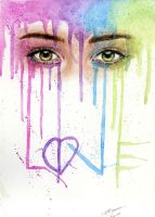 Love is Color by seniferreira