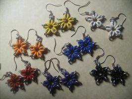 Stars in more colors by Amitisti