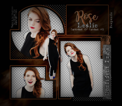 Pack Png 175 // Rose Leslie by confidentpngs