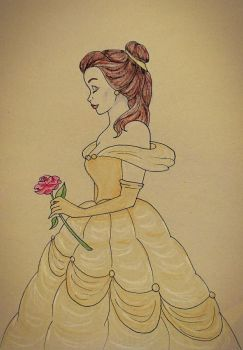 Belle by HenchGoose