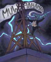 Uncle Deadly - Maniacal Laugh by Murielle