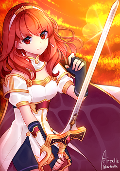 Celica by Arcelle