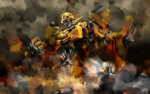 Transformers BumbleBee by RaptorKraine