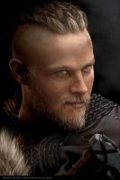 Ragnar Lothbrok by MarciaCosta by MCVisuals