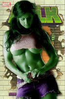 Mean Green Love Machine by The-Blacklisted