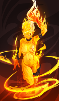 Ignite - 2013 REDUX by Croxot