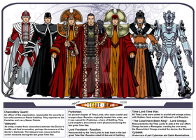 Doctor Who Characters 1 by Time-Lord-Rassilon