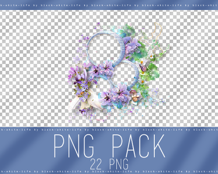 PNG pack by black-white-life (64) by ByEny