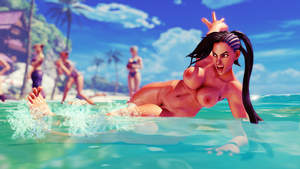 Nude Laura Showcase 3 (NSFW) by BrutalAce