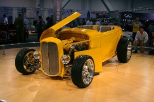 nissan hot rod hichboy by SurfaceNick
