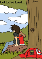 Ash and May 2, Under The Tree by Broles