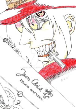 Alucard of Hellsing by Billie-san