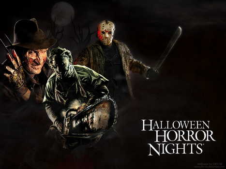 Halloween Horror Nights Fan A. by DEV-RB