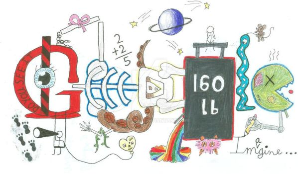Doodle For Google Entry by AarlaShey