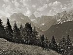 The mountains by Sergiba