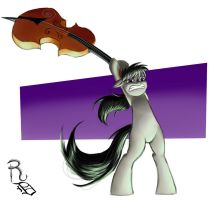 Day 25- Octavia by RavenousDrake