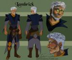 Lambrick Reference by TaiusQuinn