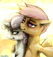If I don't smile by sharpieboss