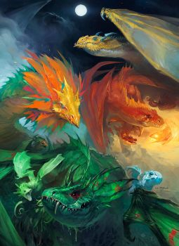 Vale of Dragons by Mr--Jack