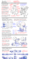 Nsio explains: Foreshortening by Nsio