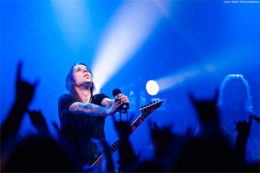 Alexi Laiho, Children of Bodom by lizzys-photos