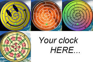 The Spiral Clock Addon 1.1 by JorgeLuis-JorgeLuis