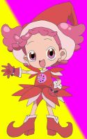 Pop-Chan from Ojamajo Doremi by Sabre2k2
