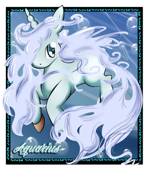 6122012 Peace Horoscope Series .: Aquarius:. by DizMahJam