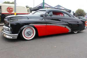 Black and Red Lead Sled by DrivenByChaos