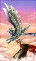 Into the Skies by Minerea