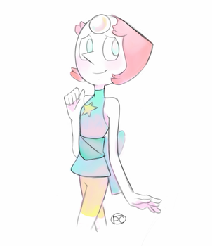 A Translucent Pearl by pcerise