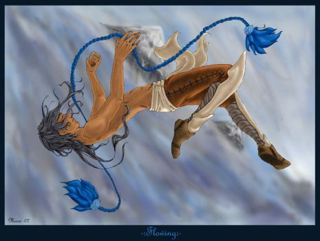 -:Flowing:- by mesai