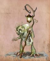 Looger the Sewer Keeper by PawnAttack