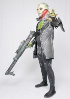 Thane Krios Mass Effect 2 Cosplay: One Falls by ManticoreEX