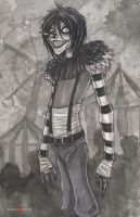 Laughing Jack Creepypasta by ChrisOzFulton