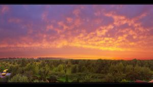 End of The Day View CXXIV by rekokros