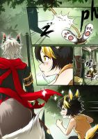 COM from DominateOne-Kun Roo and Talion page 2 by sanaya